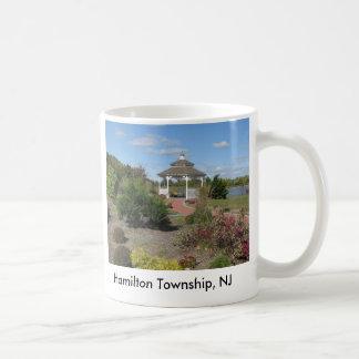 Hamilton Township, NJ Classic White Coffee Mug
