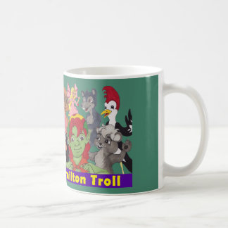 Hamilton Troll & Friends Hot Chocolate Mug