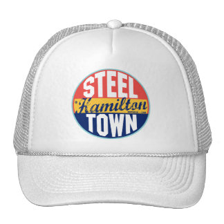 Hamilton Vintage Label Trucker Hat