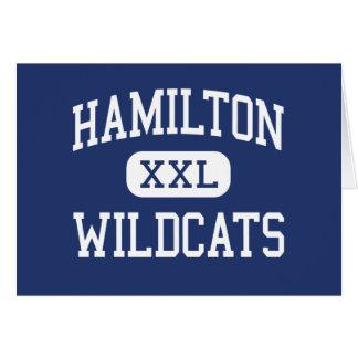 hamilton high school cards hamilton high school card