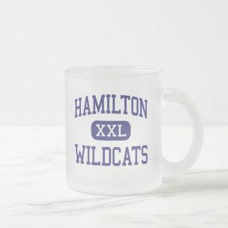 Hamilton Wildcats Middle Memphis Tennessee Coffee Mug