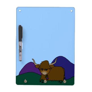 Hamish Dry Erase Board