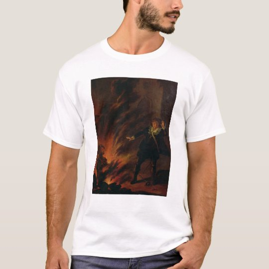 Hamlet and the Ghost of his Father T-Shirt