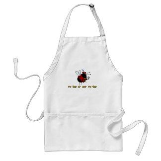 hamlet bee adult apron