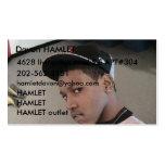 HAMLET business cards