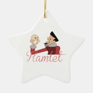 Hamlet Ceramic Ornament