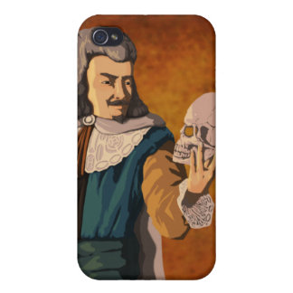 Hamlet de Shakespear iPhone 4/4S Carcasa
