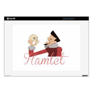 Hamlet Decals For Laptops