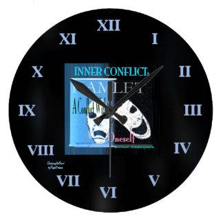 Hamlet Large Clock