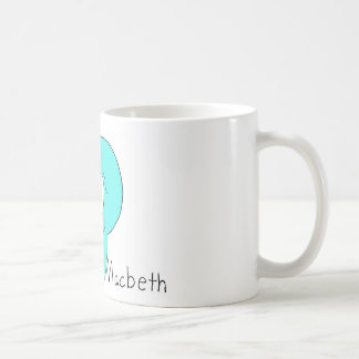 Hamlet Macbeth Coffee Mug