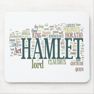 Hamlet! Mouse Pad