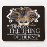 Hamlet Play Quote Mouse Pad