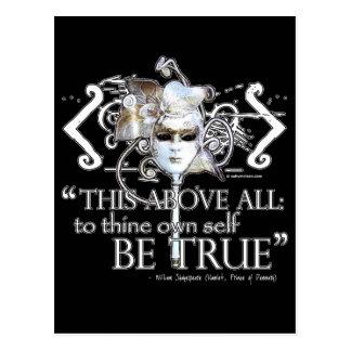 Hamlet … poseer a uno mismo sea… cita verdadera postales