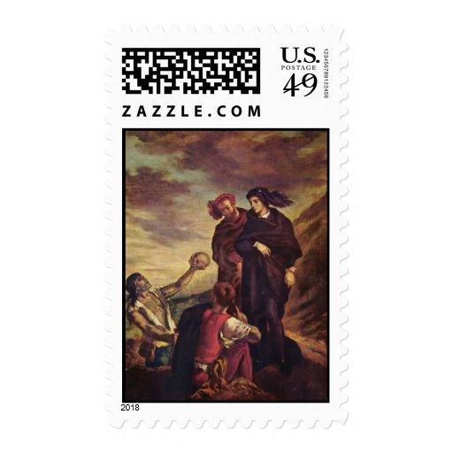 Hamlet Postage Stamps