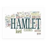 ¡Hamlet! Postales