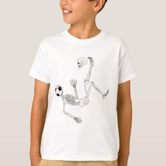 Hamlet Soccer Skull T-Shirt