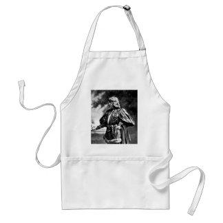 hamlet william shakespeare sarah baird 1899 skull adult apron