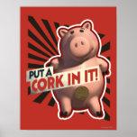 Hamm: Put a Cork in it! Poster