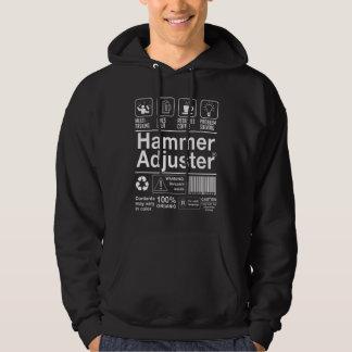 Hammer Adjuster Hoodie