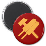 hammer and popsickle popsicle cccp ussr refrigerator magnets