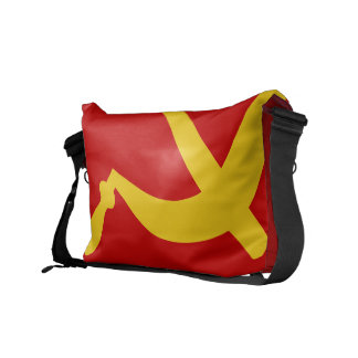 Hammer and Sickle Messenger Bag