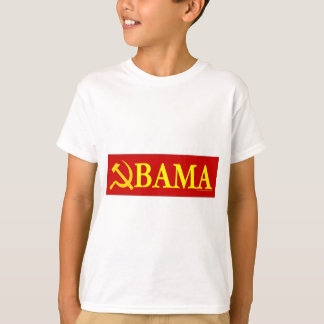 Hammer and Sickle Obama T-Shirt