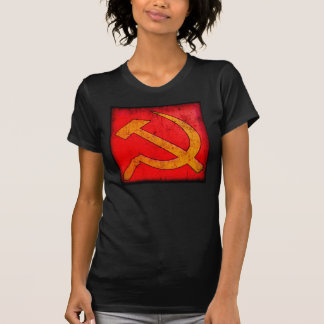 Hammer and Sickle retro T-Shirt