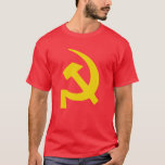 Hammer and Sickle Soviet Russian T-Shirt