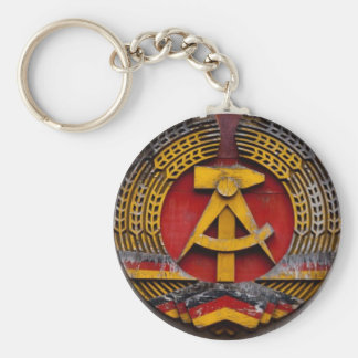 Hammer and Sickle Symbol of Communist Keychain