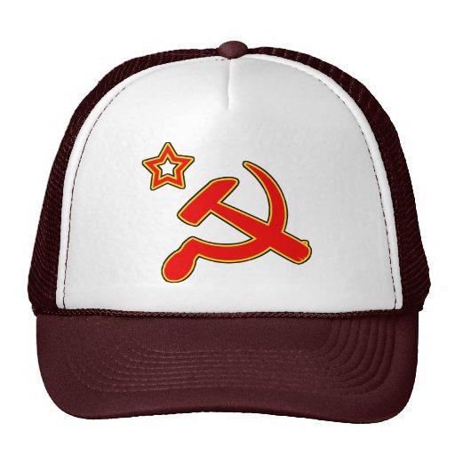 Hammer and Sickle Trucker Hat