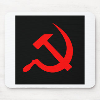 Hammer and sickle USSR Mouse Pad