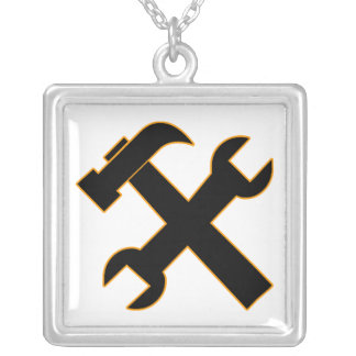 Hammer and Wrench Necklaces