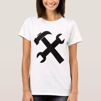 Hammer and Wrench T-Shirt