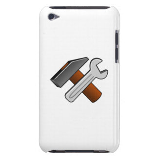 Hammer and Wrench Tools Barely There iPod Covers