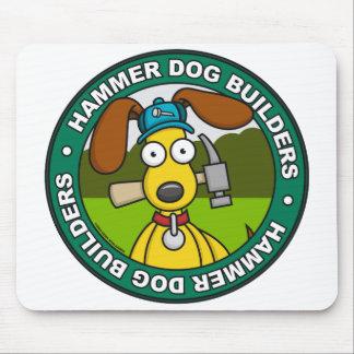Hammer Dog Builders Mousepad