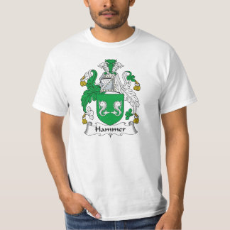 Hammer Family Crest T-Shirt