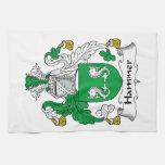Hammer Family Crest Towel