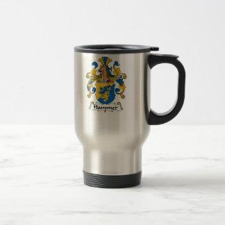 Hammer Family Crest Travel Mug