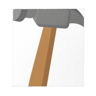 Hammer Notepad