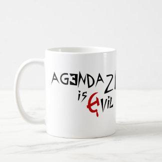 Hammer Sickle Agenda 21 is Evil Coffee Mug