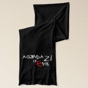 Hammer Sickle Agenda 21 is Evil Scarf