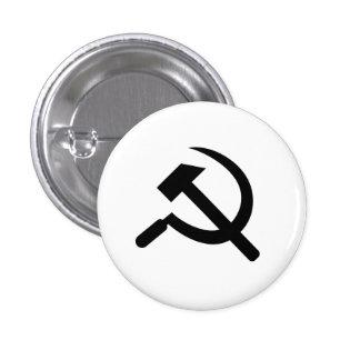 'Hammer & Sickle' Pictogram Button