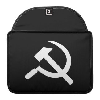 Hammer & Sickle Pictogram MacBook Pro Sleeve