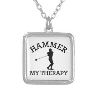 hammer throw design custom necklace