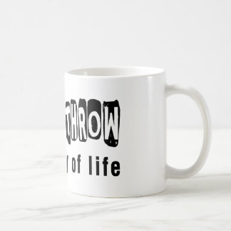 Hammer throw It's a way of life Classic White Coffee Mug