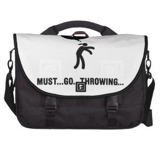 Hammer Throw Laptop Messenger Bag