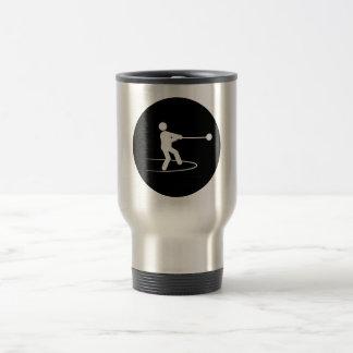 Hammer Throw Travel Mug