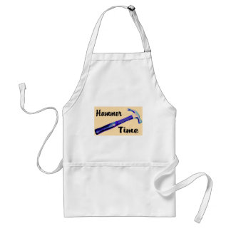 Hammer Time Adult Apron