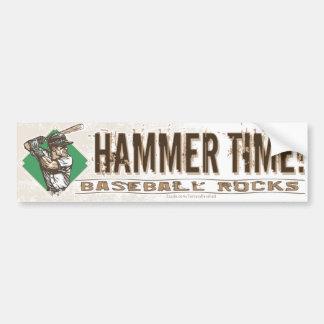 Hammer Time! Bumpersticker Bumper Sticker