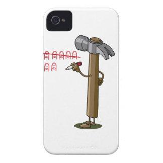 hammer time iPhone 4 carcasa